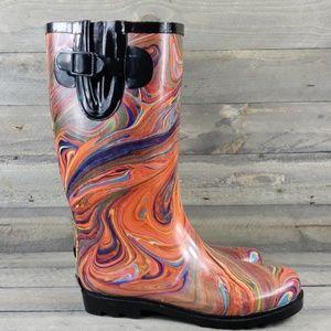 c0bd5c9a43b Women Corky's Rain Boots on Poshmark